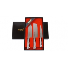 Dárková sada nožů Tojiro Composit 3ks (FG-55)