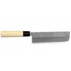 Japonský nůž Tojiro Yasuki Shirogami Nakiri 165 mm