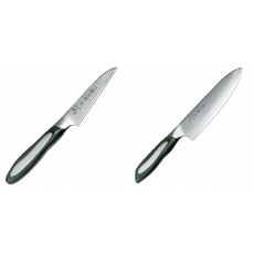 Japonský okrajovací nůž Tojiro Flash 90mm + Japonský...
