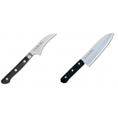 Japonský loupací nůž Tojiro Western 70mm + Japonský Santoku nůž...