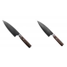 Kuchyňský nůž Seburo MUTEKI Deba 160mm + Kuchyňský nůž Seburo...